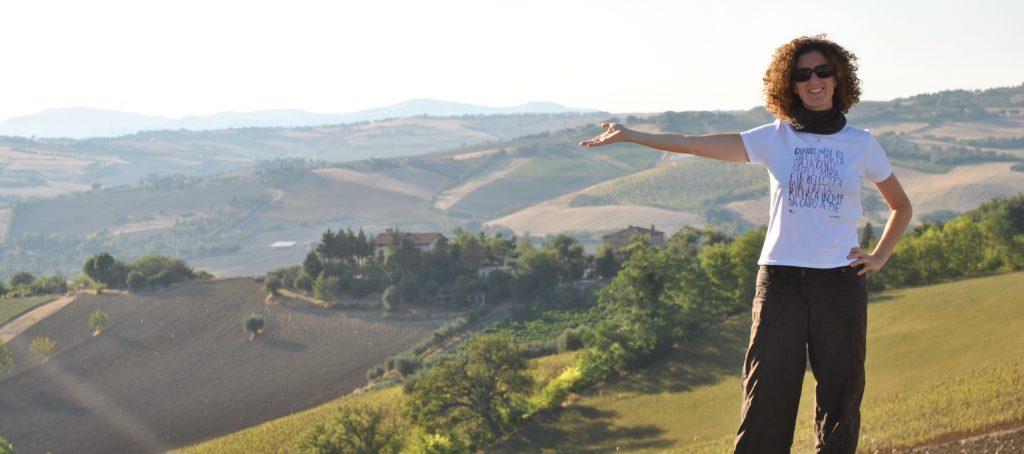 paesaggio Marche